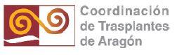 coordinacion de transplantes de aragon